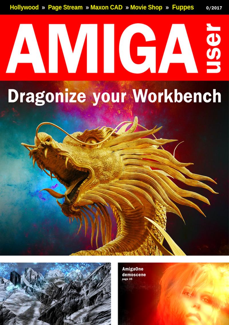 AmigaUser Magazine 0
