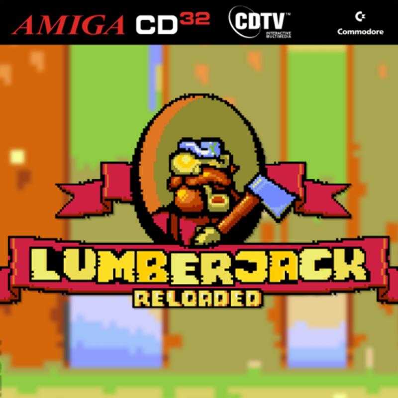 Lumberjack Reloaded Amiga