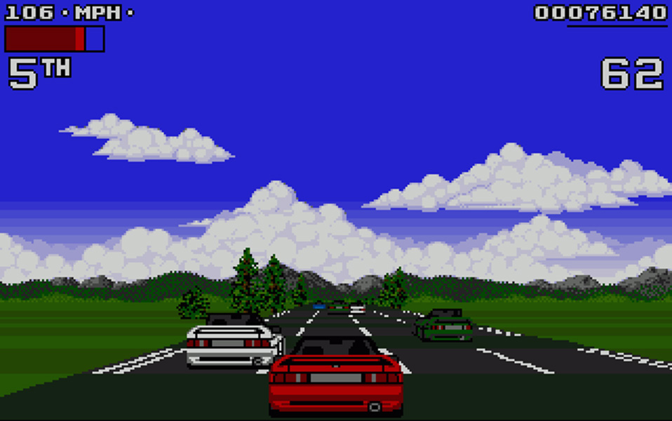 Lotus Turbo Challenge 2 Amiga