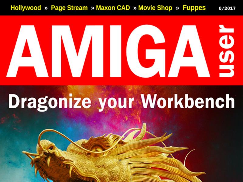 Amiga User – Nouveau magazine Amiga en approche