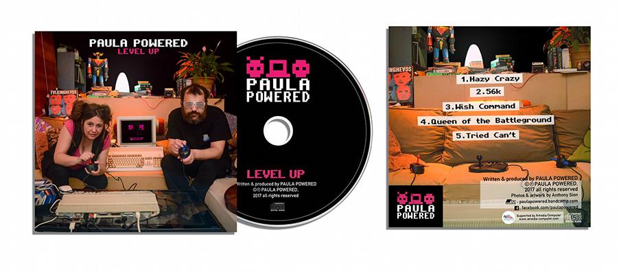 Paula powered LevelUp