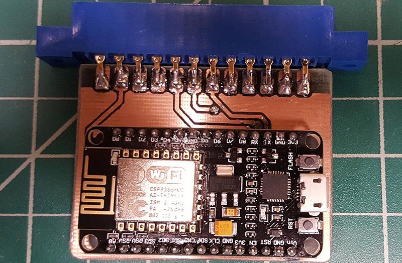 Commodore 64 – Un modem Wifi pour 10€