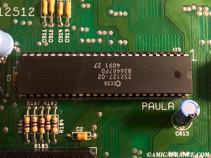 Dossier – Paula – MOS 8364 – La puce audio de l'Amiga