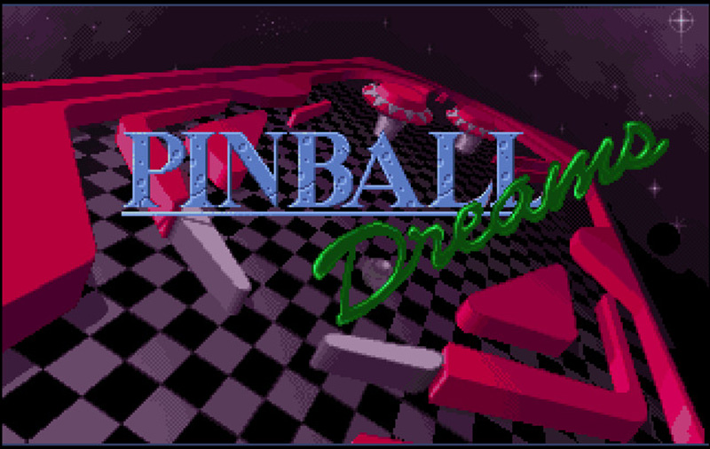 Concours du mois – Pinball Dreams – Digital Illusions