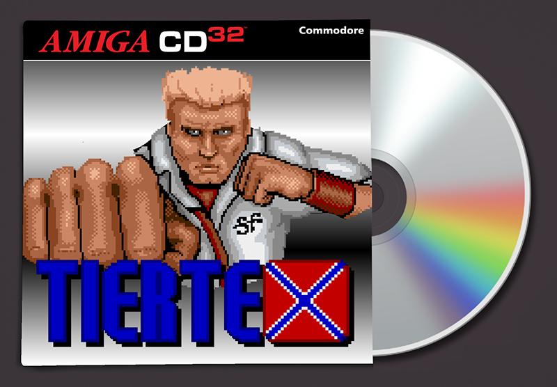 Amiga CD32 - TIERTEX : The CD32 Collection