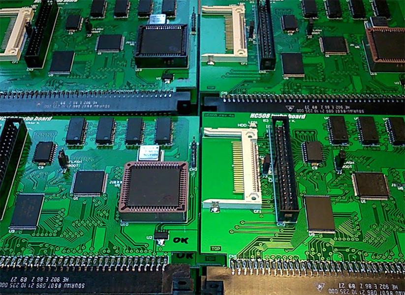 Amiga – Carte accélératrice HC508 pour Amiga 500 et 500+