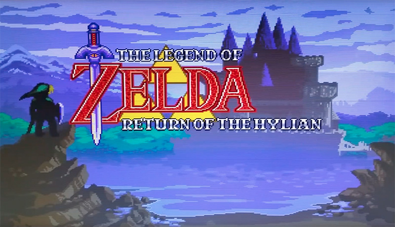 Amiga – Le jeu Zelda ROTH débarque sur Amiga