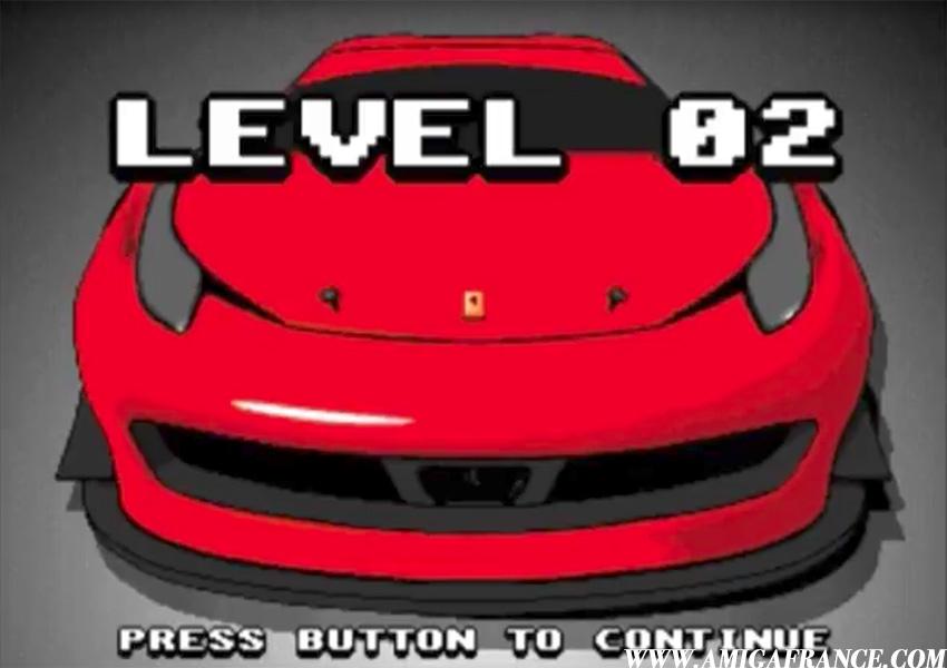 Amiga Redpill Racing