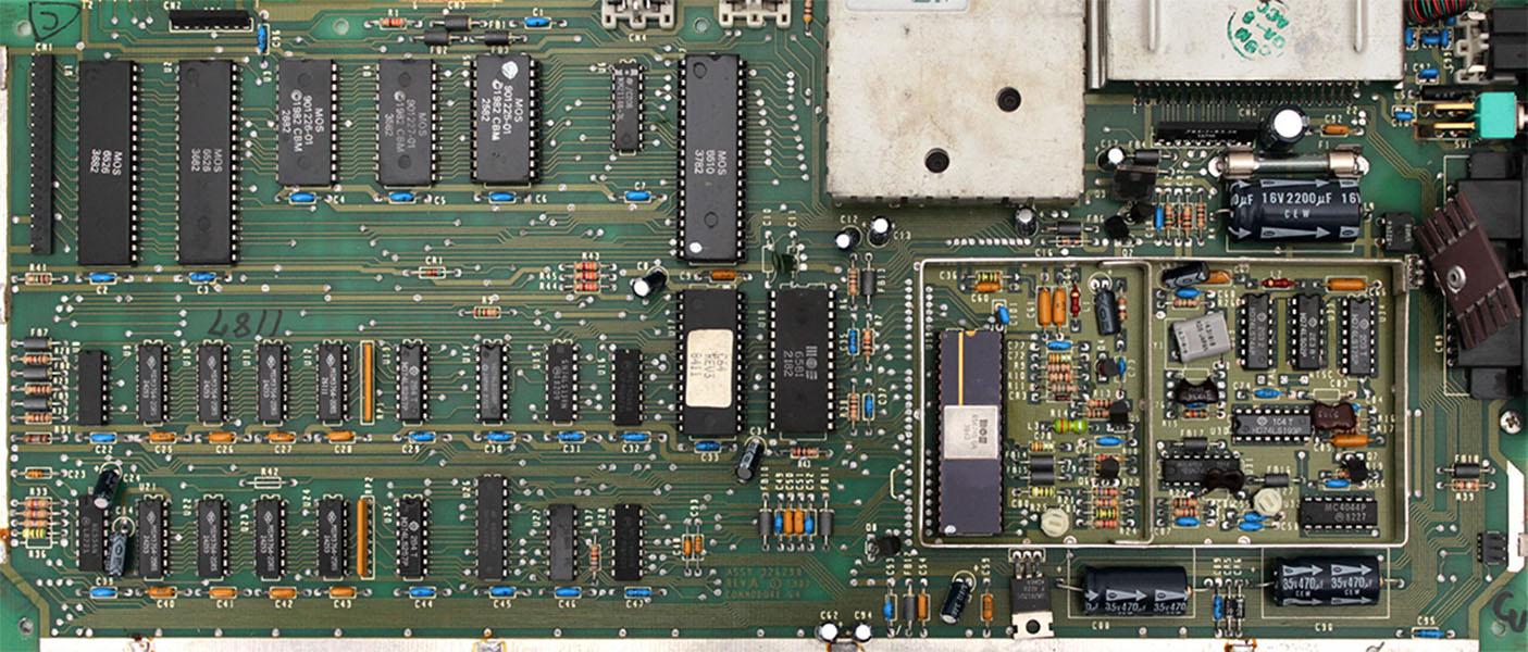 Commodore 64 – Ultimate 64 une nouvelle carte mère