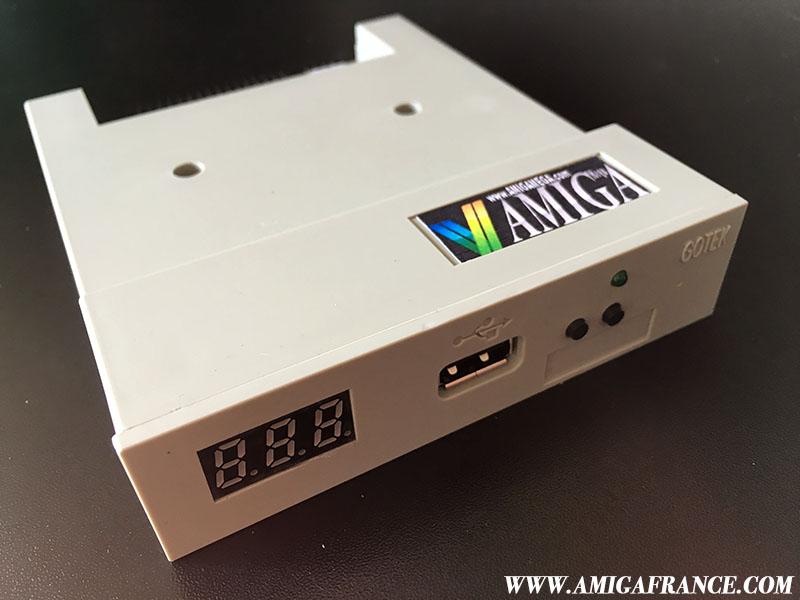 Labo – Lecteur Gotek sur Amiga – Pas fiable ou bonne affaire ?