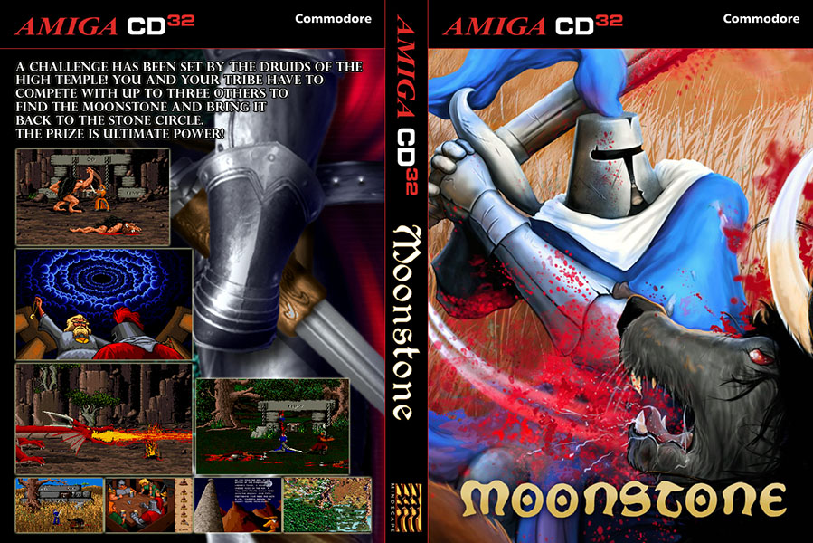 Amiga CD32 – Moonstone releasé en version finale