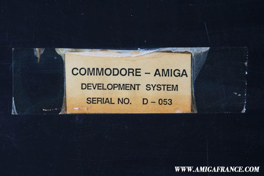 AMIGA – Un Amiga de préproduction vendu plus de 17000€