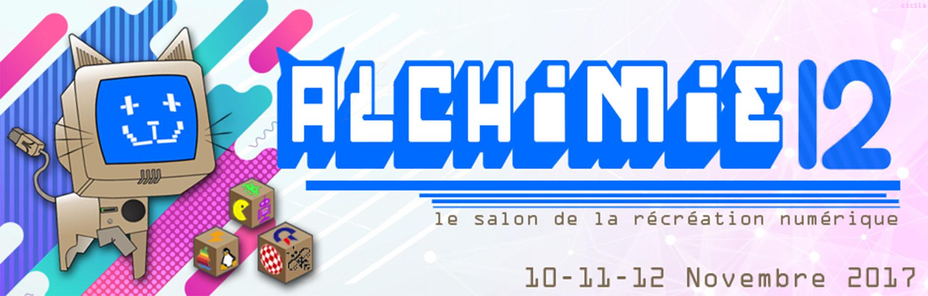 Demoscene – Alchimie 12 : Le salon de la récréation numérique