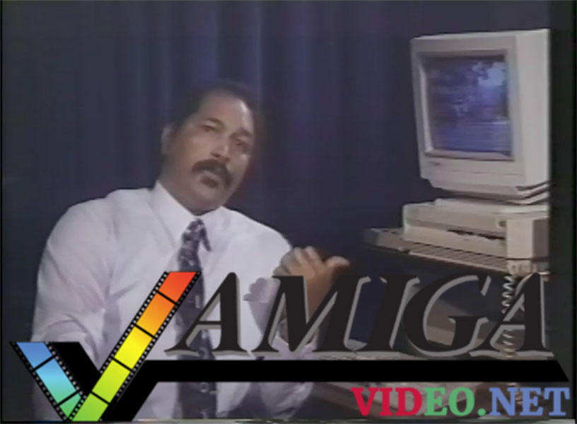 AmigaVideo.net archives video Amiga