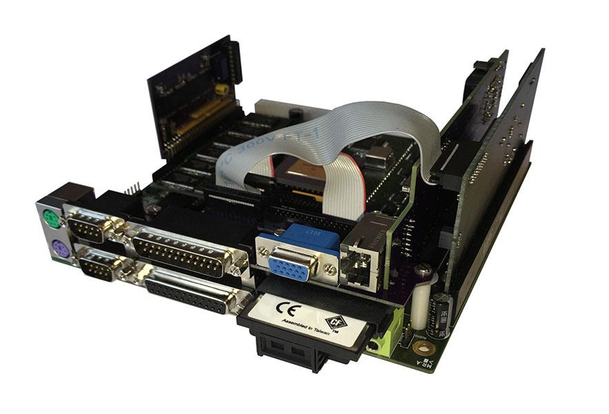 Amy-ITX Amiga