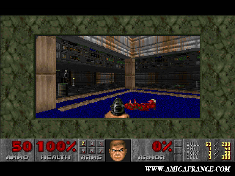 Doom Amiga CD32