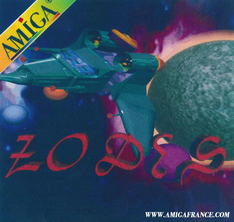 Zodes Amiga 3d voxel shooter
