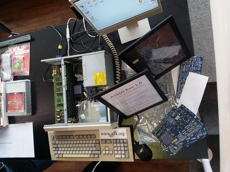 Amiga32 A3660