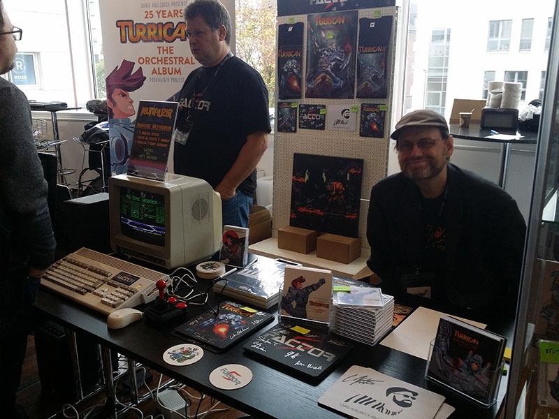 Amiga32 Chris Huelsbeck