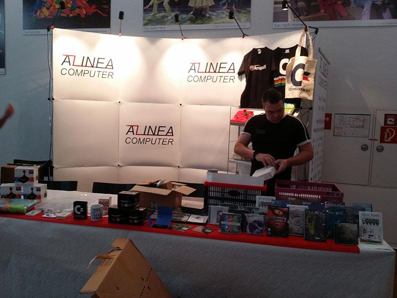 Amiga32 Alinea Computer