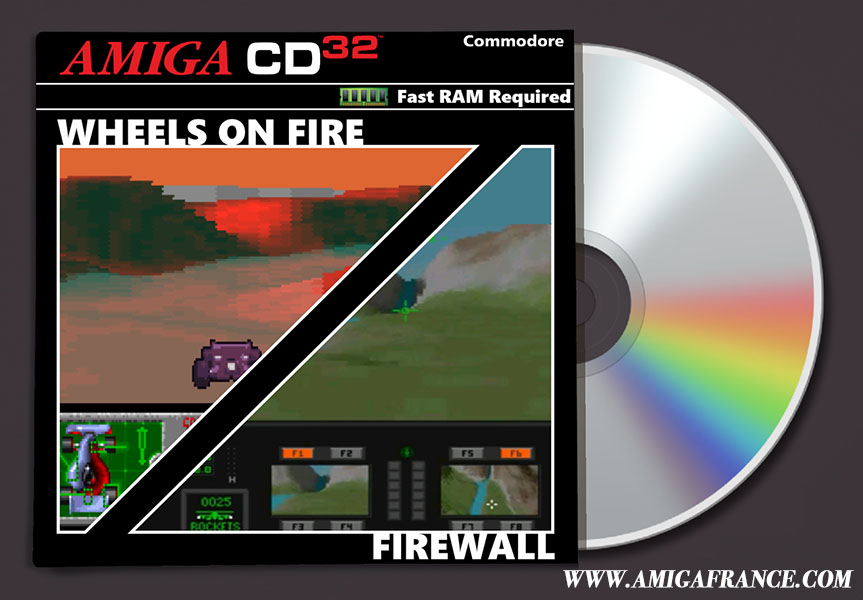 Voxel Double Pack amiga cd32