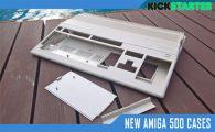 Amiga – Nouveaux boitiers Amiga 500 chez A1200.net