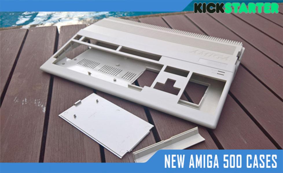 Amiga 500 case