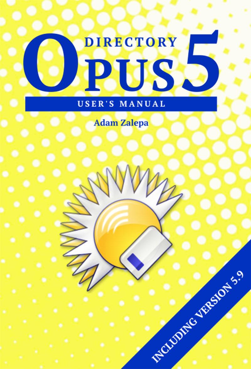 Directory Opus 5 livre amiga