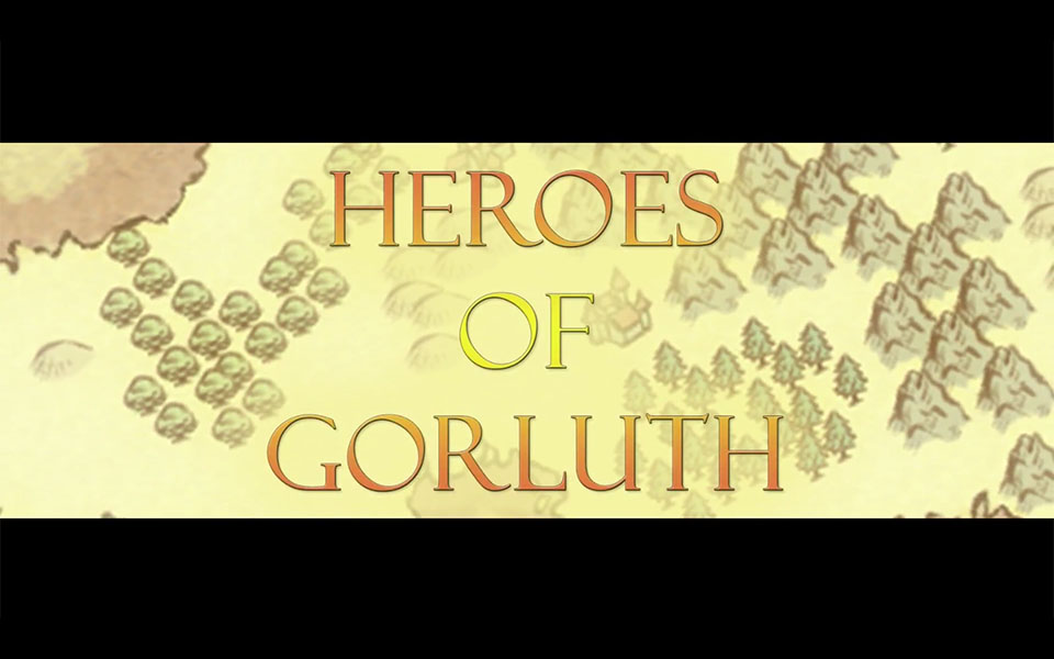 Heroes of gorluth rpg amiga