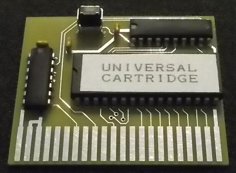 Commodore64 Universal_cartridge 256k