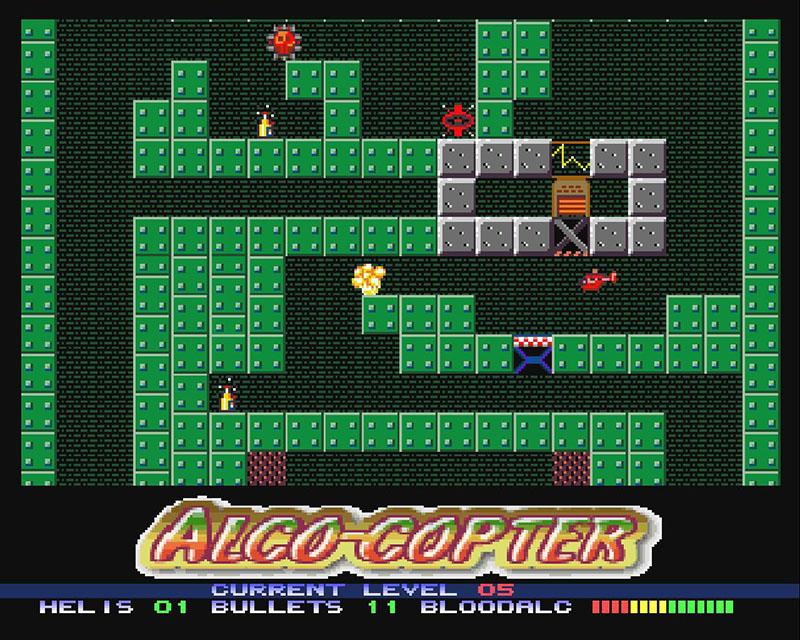 Alco-Copter