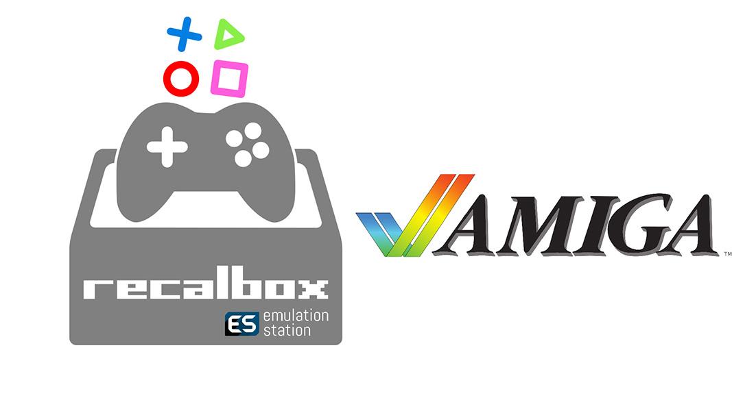 Recalbox Amiga