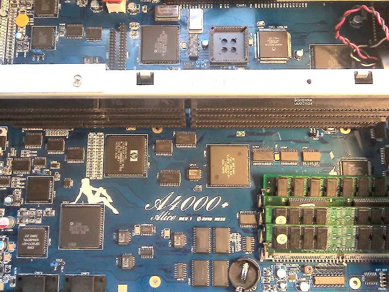 Amiga 4000+ Alice