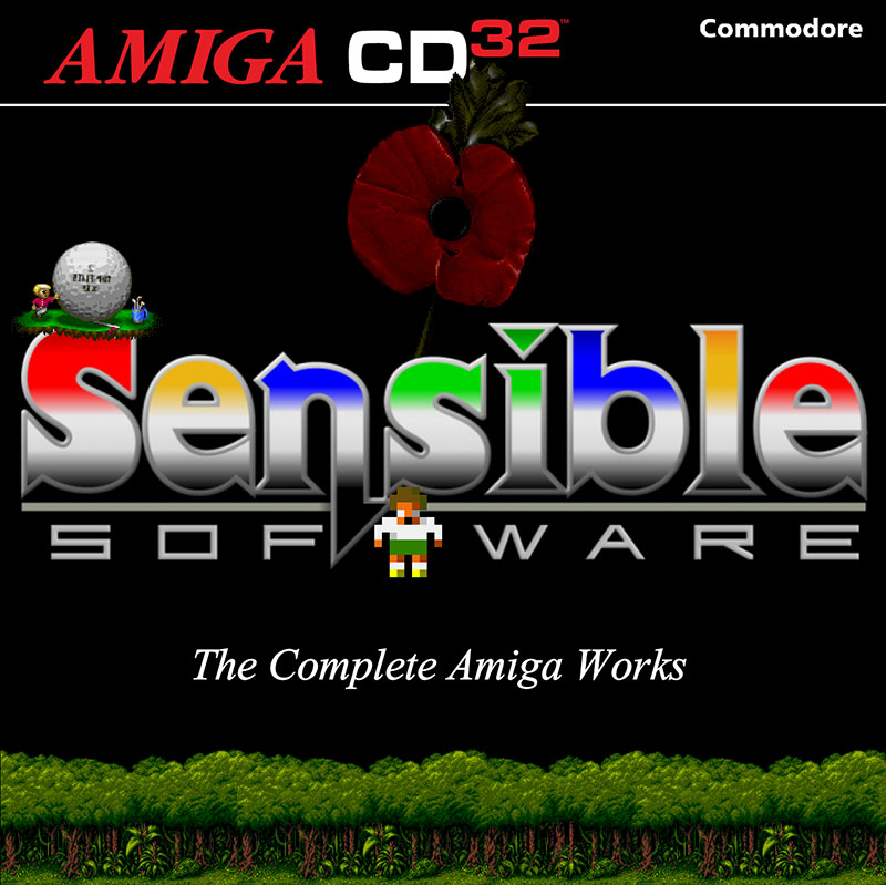 Sensible Software compilation amiga cd32
