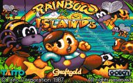 Concours du mois – Rainbow Islands – Taito