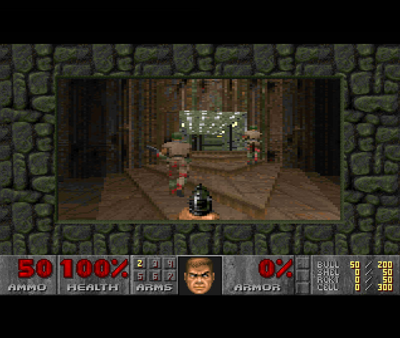 Doom II Amiga CD32