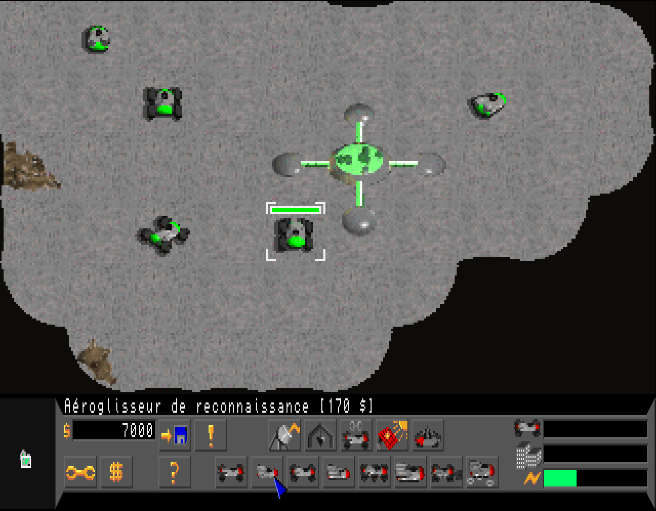 Moonbases Amiga