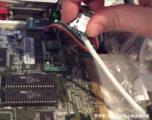 Amiga – Retro 7-Bit : Contrôleur SPI sur clockport