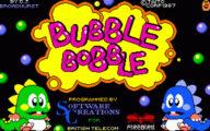 Concours du mois – Bubble Bobble – Taïto