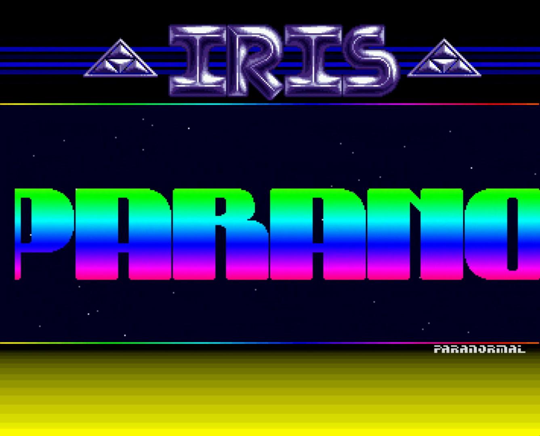 Iris - Paranormal