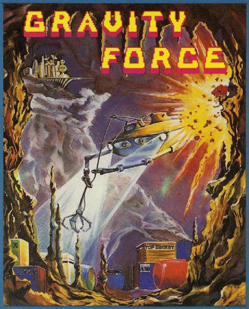 Concours du mois - Gravity Force - Kingsoft