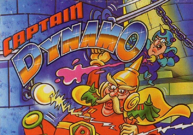 Concours du mois (avril 2020) - Captain Dynamo - Codemasters
