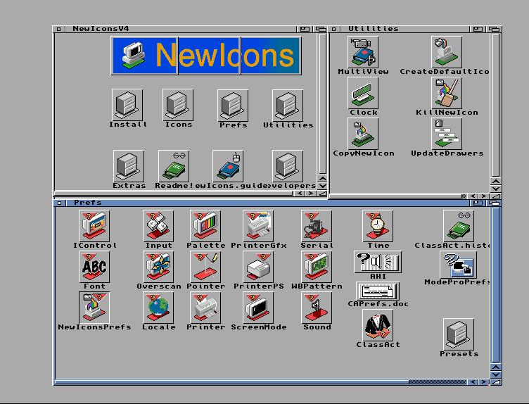 Tutoriel - Améliorations de votre Workbench Partie 1 : NewIcons