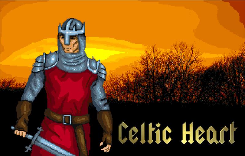 Concours du mois (février 2021) - Celtic Heart - Night Owl Design