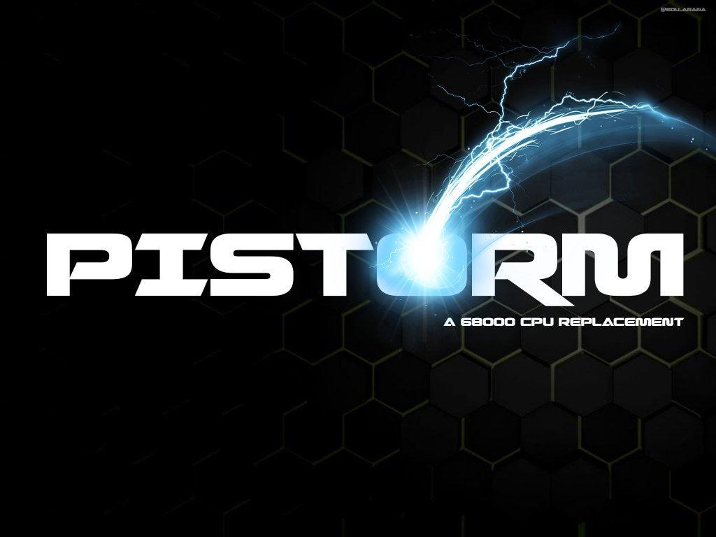 PiStorm Amiga