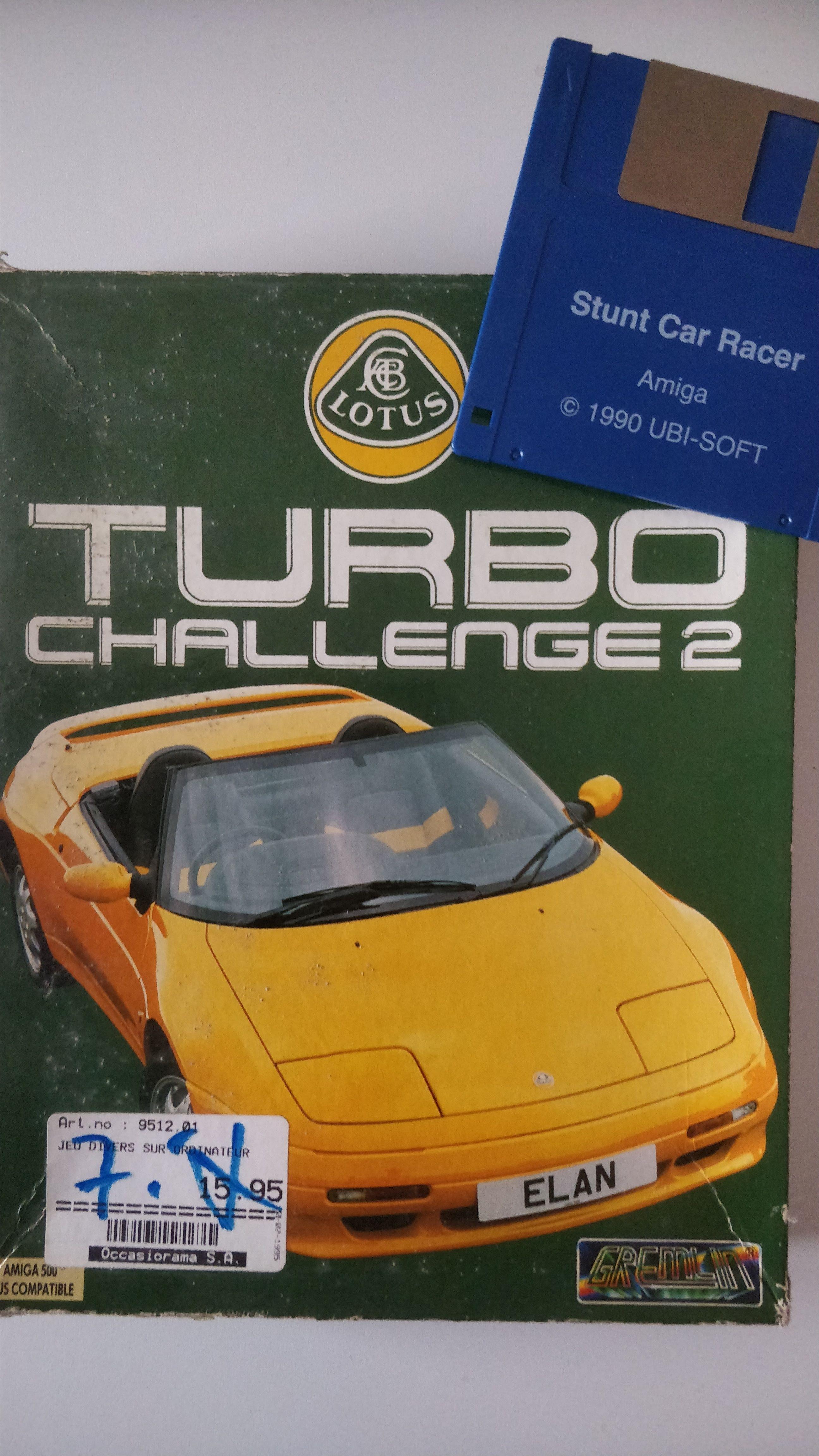 Turbo Challenge 2