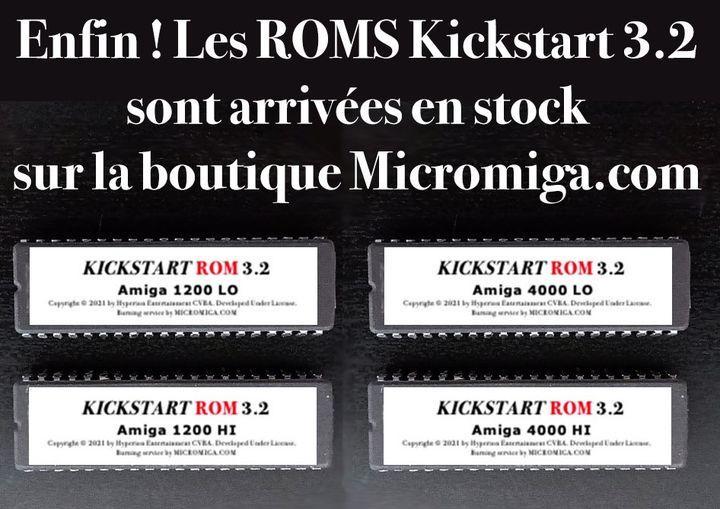 Micromiga.com - Revendeur Amiga