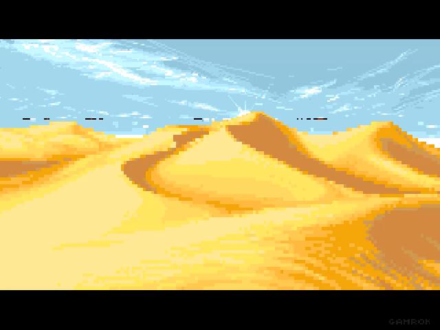 dune intro glitch