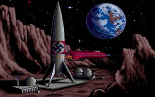 Rocket Ranger MoonScape