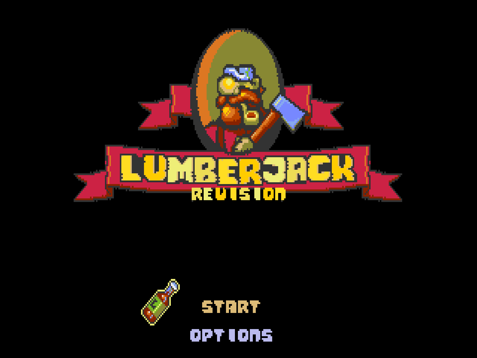 Lumberjack Reloaded Amiga